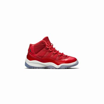 brand new d6a26 7997b Air Jordan 11 Gym Red (Win Like 96) Gym Red White-